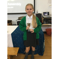 KS2 Learning without Limits Award winner