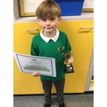 Award winner for KS2 History