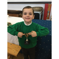 Award winner for KS1 Design Technology