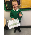 Award winner for KS1 P.E.
