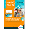 We hope lots of our families join in with our Virtual Family Club