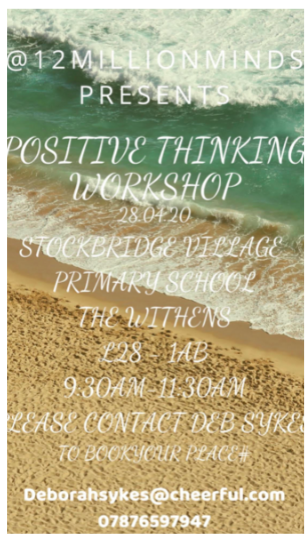 Positive Thinking Workshop