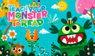 Teach your Monster to Read (Nur / Rec  / y1)