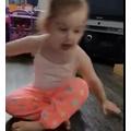 Singing nursery rhymes