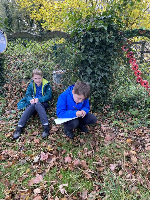 Remembrance Poetry Writing