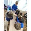 Family Learning Week - 4 Kingdoms Trip