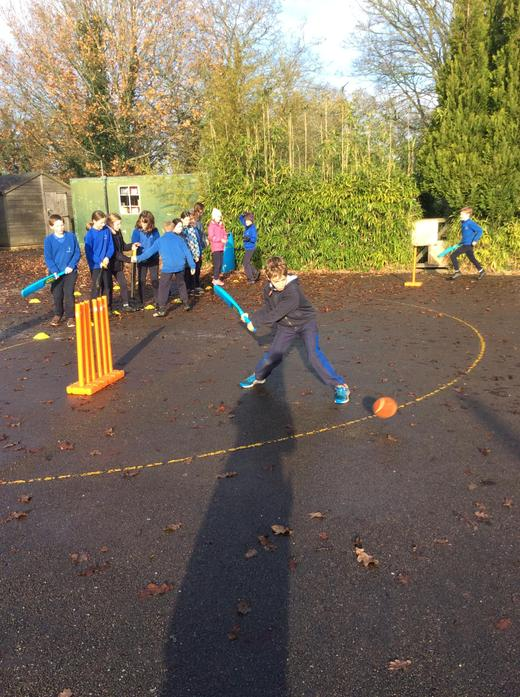 Cricket Workshop