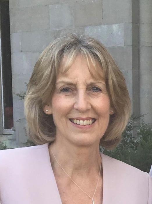 Brenda Hooper, Foundation Governor, CoG