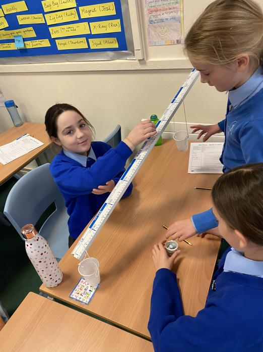 Investigating Pulleys and Levers