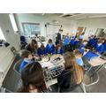 UTC Oxfordshire - Science & Technology Visit