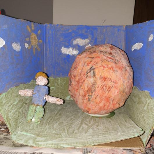 Isabelle's James and the Giant Peach