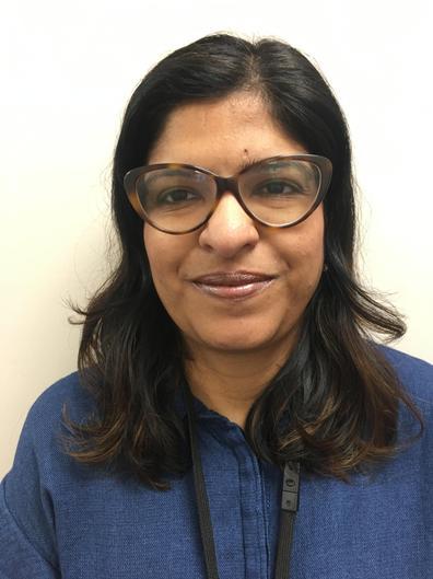Mrs R Basu - Midday Supervisor
