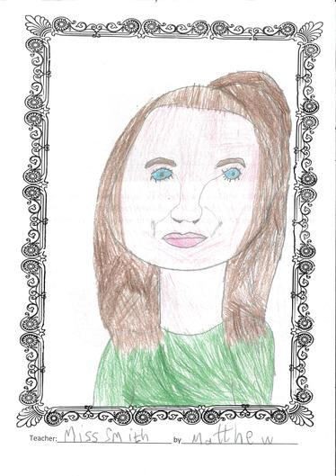 Miss E Smith - Class 4 Teacher