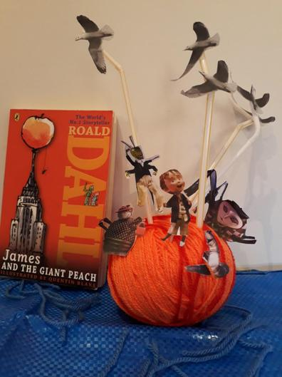 Daniel's James and the Giant Peach