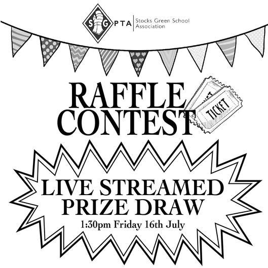 PTA Raffle Prize Draw