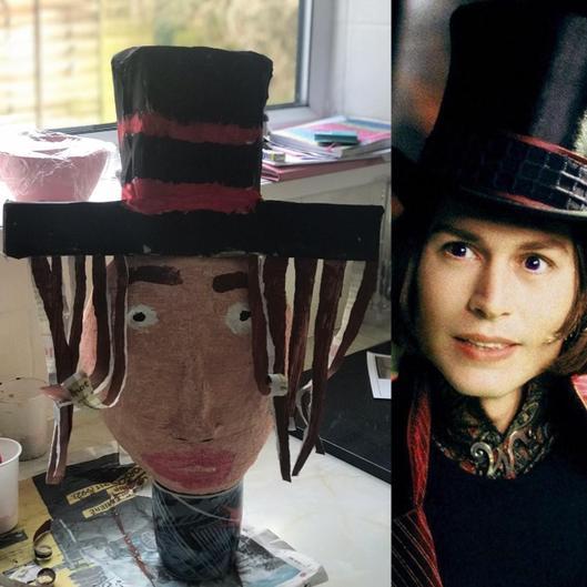 Zac's Willy Wonka