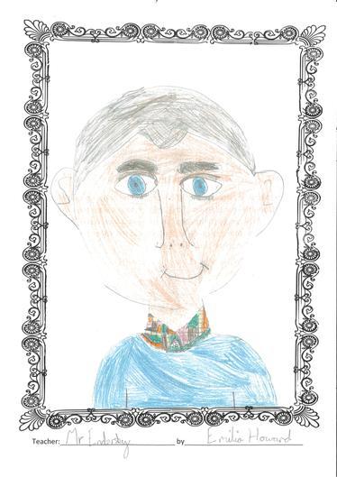 Mr J Endersby - Deputy Head /Class 6 Teacher
