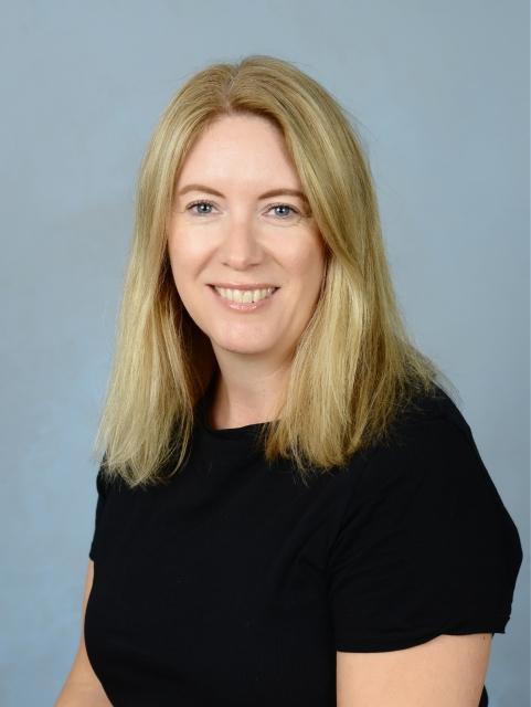 Mrs Karen Manley; EYP in-training