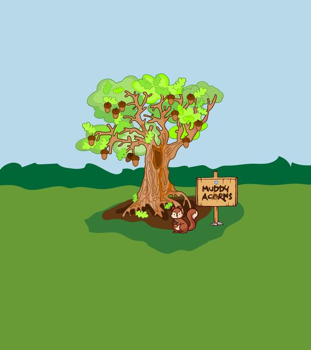 Muddy Acorns Forest School