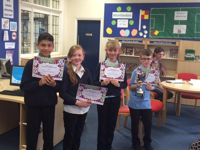 Year 6 Super Spellers