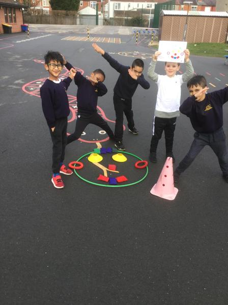 Year 3 Outdoor and Adventure