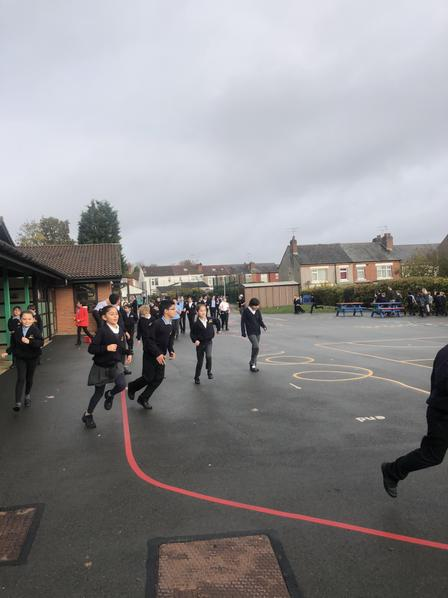Year 5 and 6 Physical Activity Time