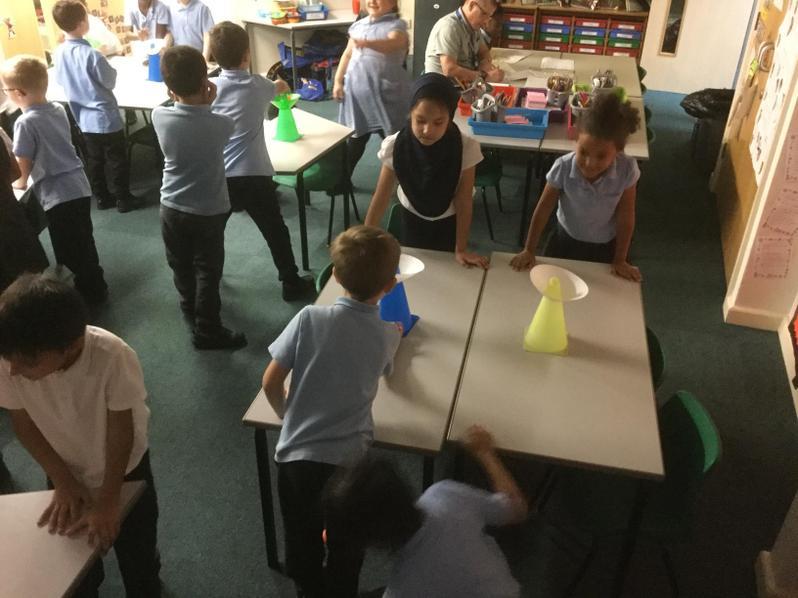 Year 2 Class Activity