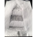 Charlie's sketch of Smeaton's Tower