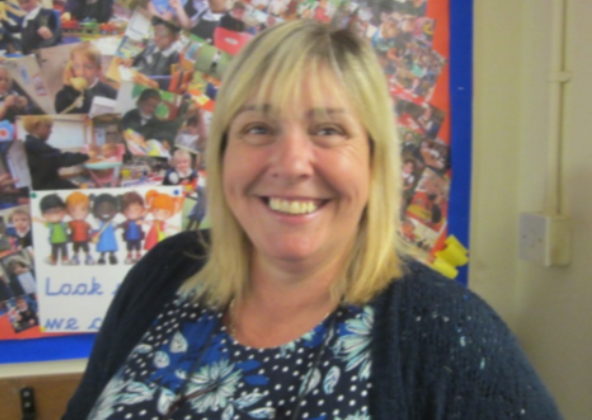 Amanda Barnett Early Years Teacher