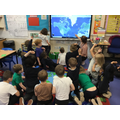 Exploring a world map in IPC