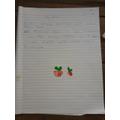 Robin's Strawberry Poem