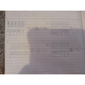 Tommy's Subtraction using ten frames