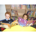 All pupils have access to our well stocked library