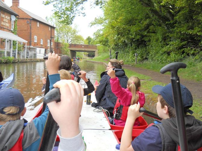 Summer Term Bell Boating Club