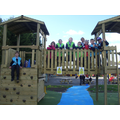 Our playfort is enjoyed by all pupils.