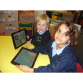School Association donated funds for new ipads