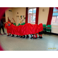 Group 2 being the dragon