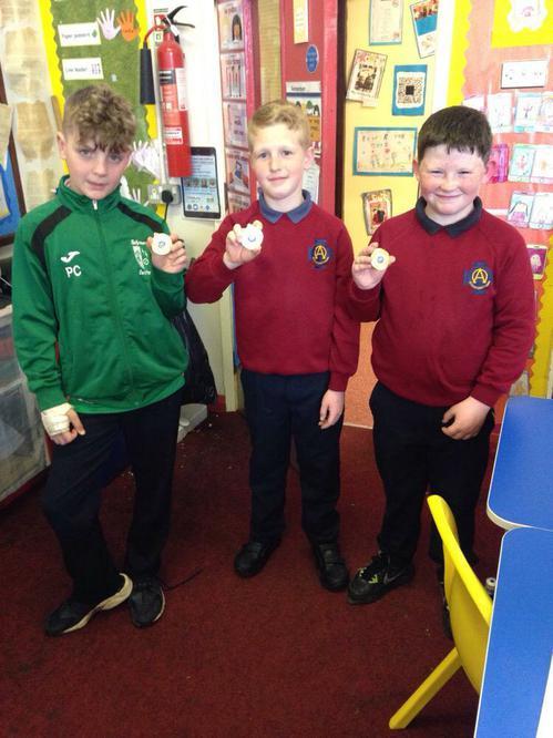 Winning Gaelic Final