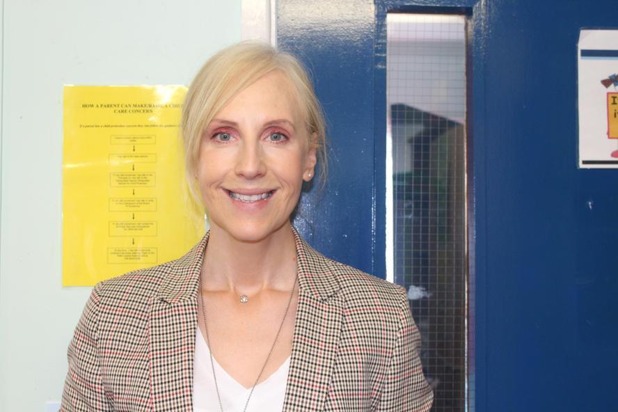 Year Band Leader - Mrs Stuart