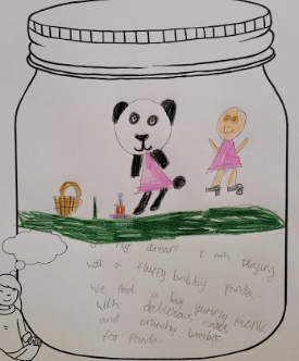 Isla's dream jar
