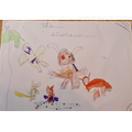 Lilys Gruffalo picture