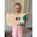 Amelia's topic work