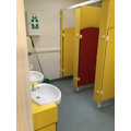 The toilets in Year One