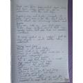 Kyron's well written story