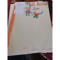 Niall's book cover