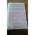 Alethea's detailed descriptive story