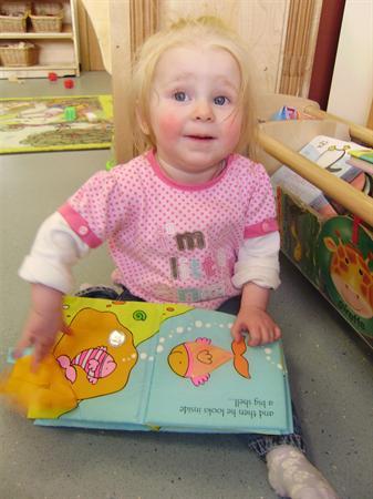 Im reading the fish book