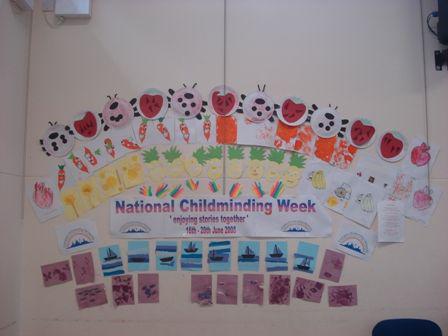 National Childminding Week June 2008