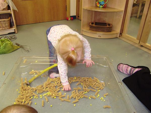 Pasta play