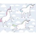 3 unicorns